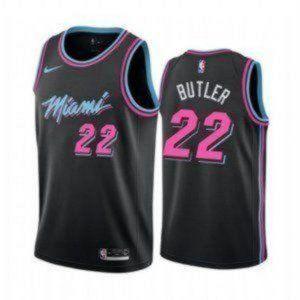 Men's Miami Heat Jimmy Butler City Edition Jersey